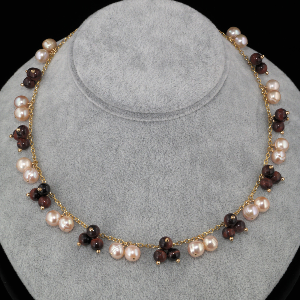 2103-A-Tiger-Eye-pink-champagne-pearl-dangles-gold-chain-necklace-land-and-sea-jewelry